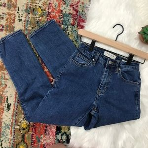 PacSun • High Waisted Mom Jeans